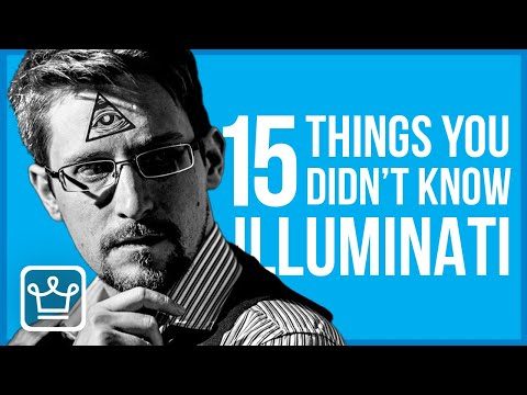 15 Things You Didn't Know About the Illuminati