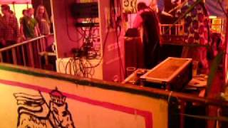 Jah Works [ Jah Rej ft Hornsman Coyote ] pon Irie Vibes Roots Festival 2010, Beljam