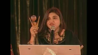Zee Cine Awards 1999 Best Female Playback Singer Alka Yagnik
