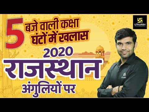 2020 Rajasthan Current