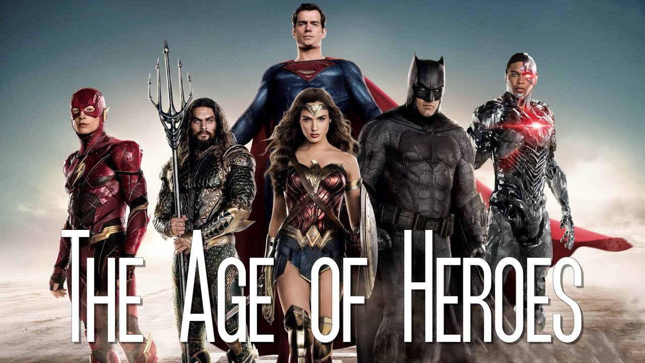 Zack Snyder's Justice League || The Age of Heroes