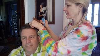 Frugal Home Haircut Plus Chitchat Plus Frugal Daddy Revealed as You Have Never Seen Him Before thumbnail