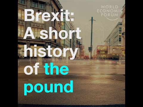 Brexit : A short history of the pound