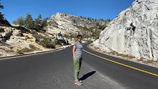 3 Days in Yosemite National Park - USA Road Trip EP2/6