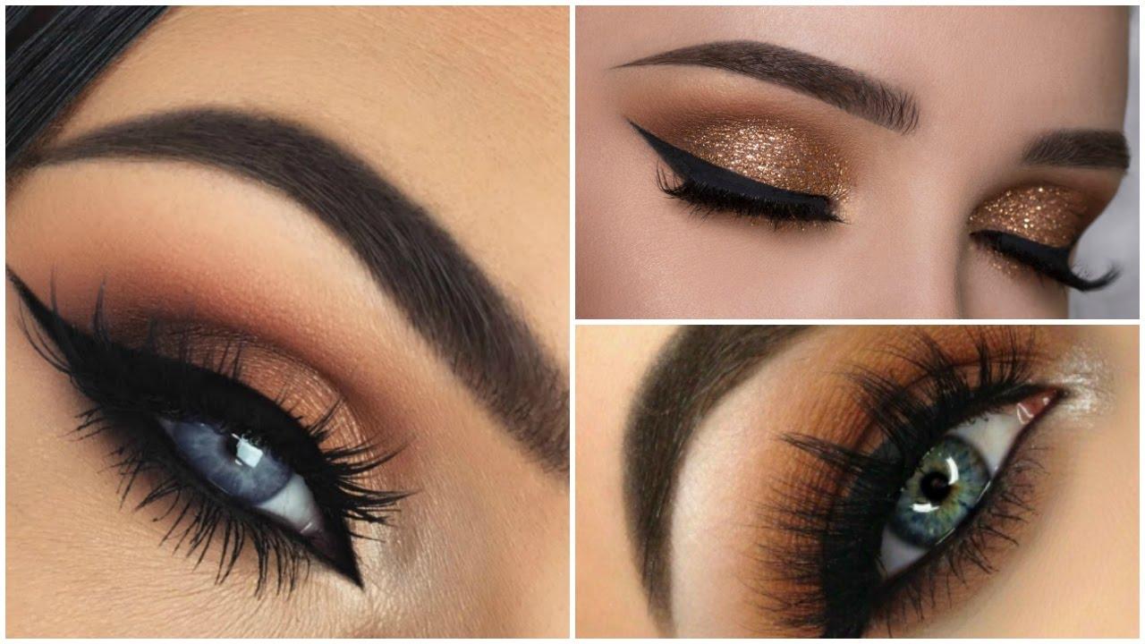 Instagram Eye Makeup Compilation | @mrs_akaeva - YouTube