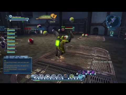 DCUO: Zoo Elite 2nd Boss Legit
