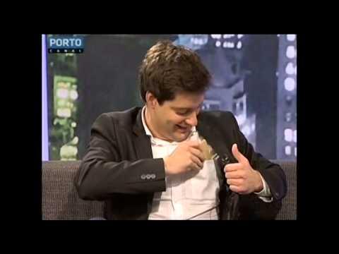 Aprenda um truque de magia! com João Miranda no Porto Canal