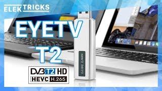 Fernsehen am PC / Mac mit DVB T2 in HD mit dem EyeTV T2 von Geniatech #ElekTricks - Robin.tv