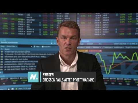 NMN 16-10-12 - Ericsson falls after profit warning