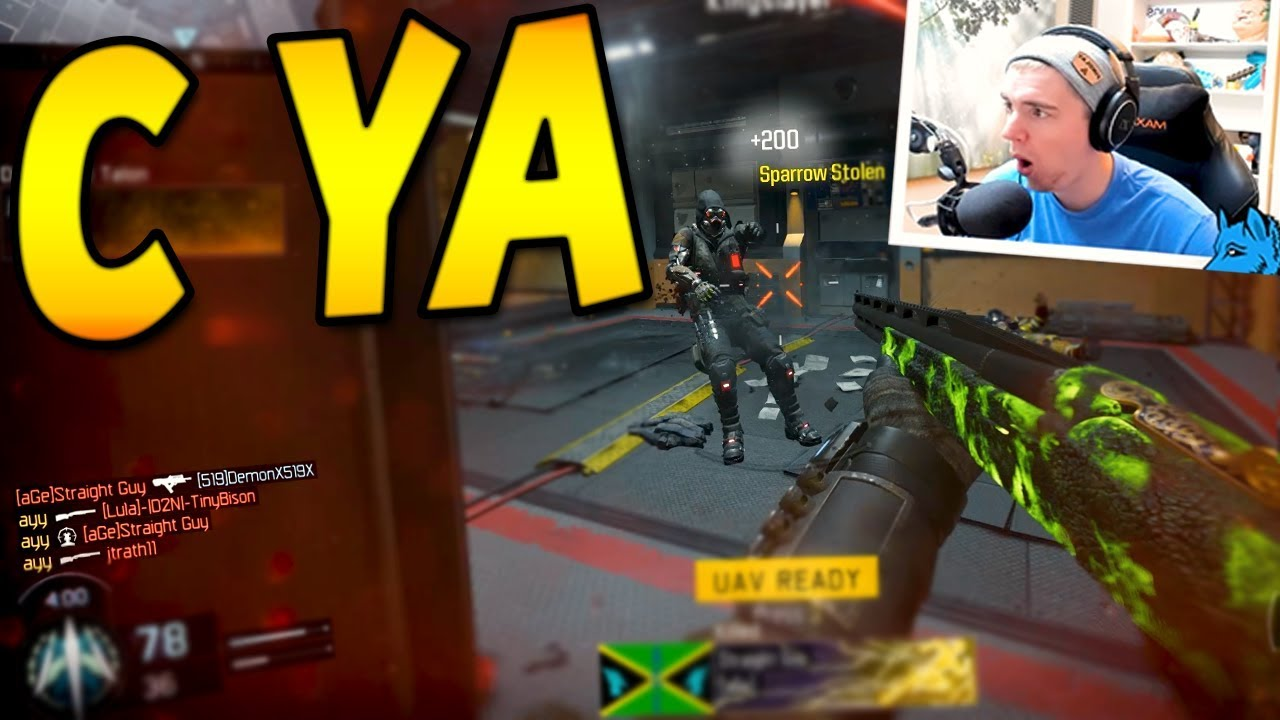 WHAT THE... (Black OPS 3)