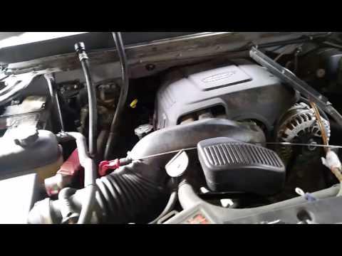 Chevy Silverado Broken Heater Hose Connector to Firewall ...