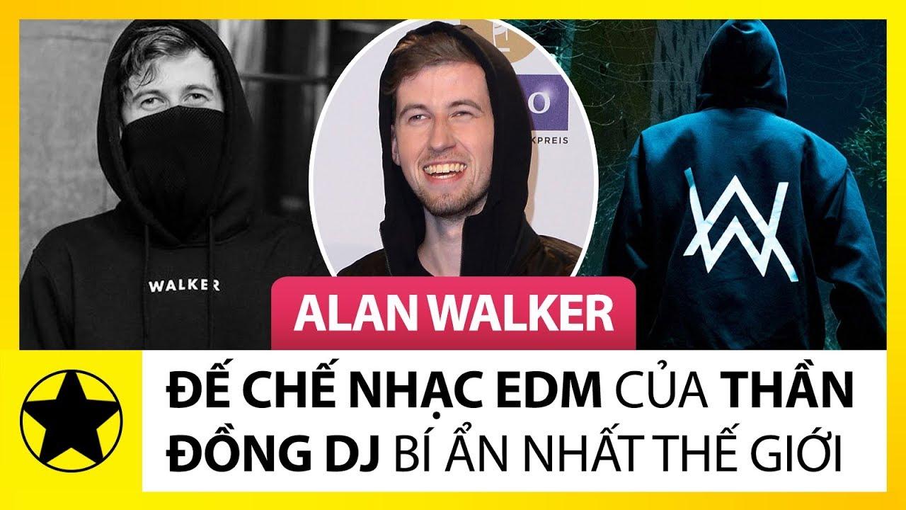 #AlanWalker #HuyenThoaiAmNhac #TieuSuCaSi