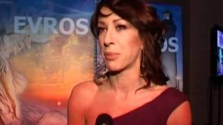 Fotos Pittadjis & Romana Interview - Evros - TV Svet