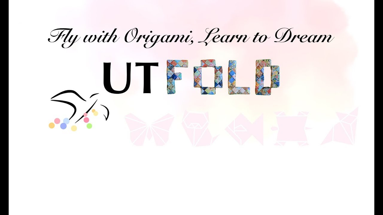 Welcome to UTFOLD (v. 2019)