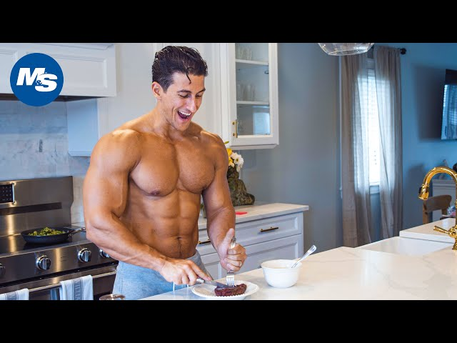 Full Day Of Eating | Sadik Hadzovic | 3259 Calories