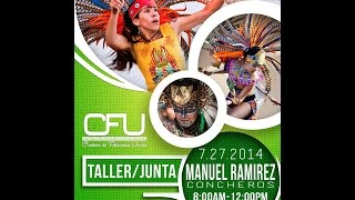 CFU - Taller De Manuel Ramirez - Concheros