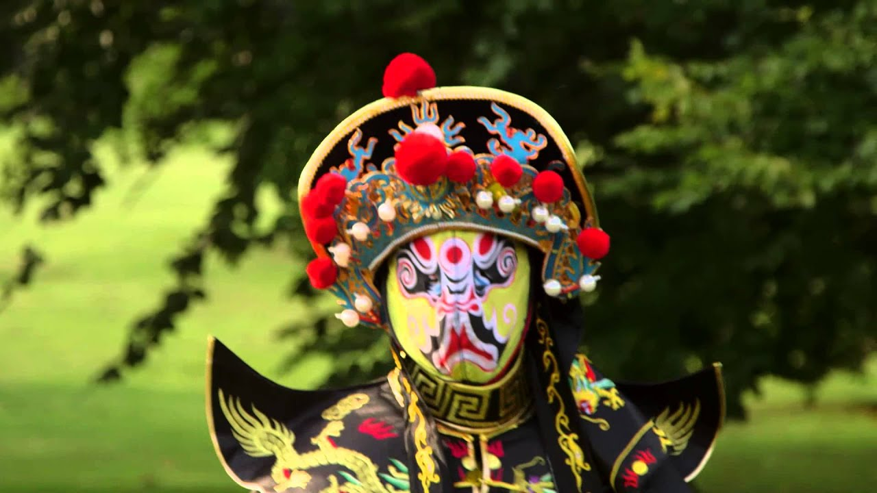 Bian Lian Traditional Chinese Mask Change from Germany ...