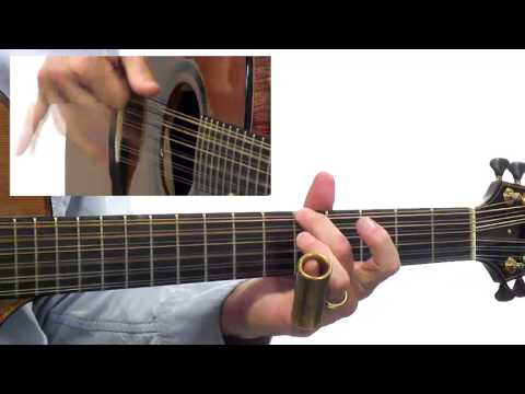 Fingerstyle Narratives - Dirt to Dust - Guitar Lesson - Richard Gilewitz