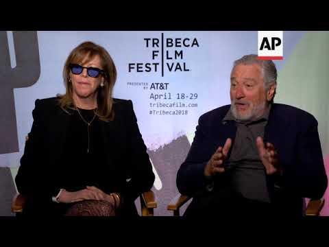 Robert De Niro refers to President Trump as 'that scumbag'