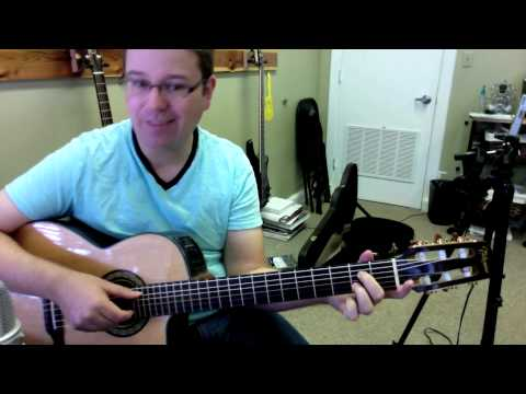 Jack Johnson - I GOT YOU- tutorial The fingerstyle way