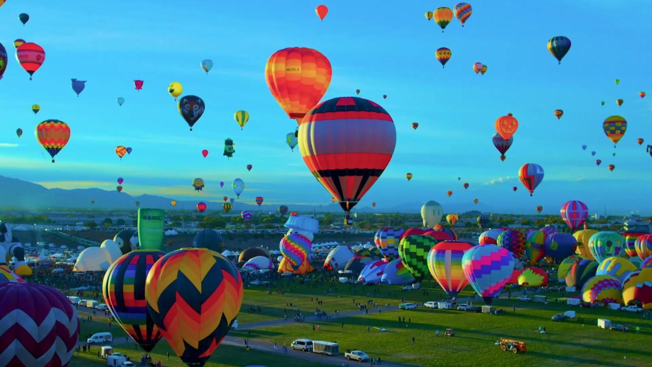 Balloon festival albuquerque 2019