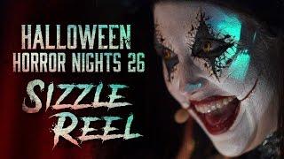 Halloween Horror Nights 26 Sizzle Recap Reel