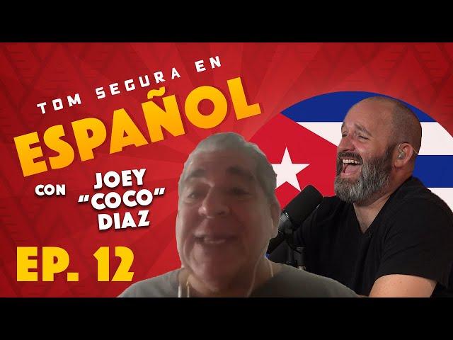 Ep. 12 con Joey CoCo Diaz | Tom Segura en Español (ENGLISH SUBTITLES)