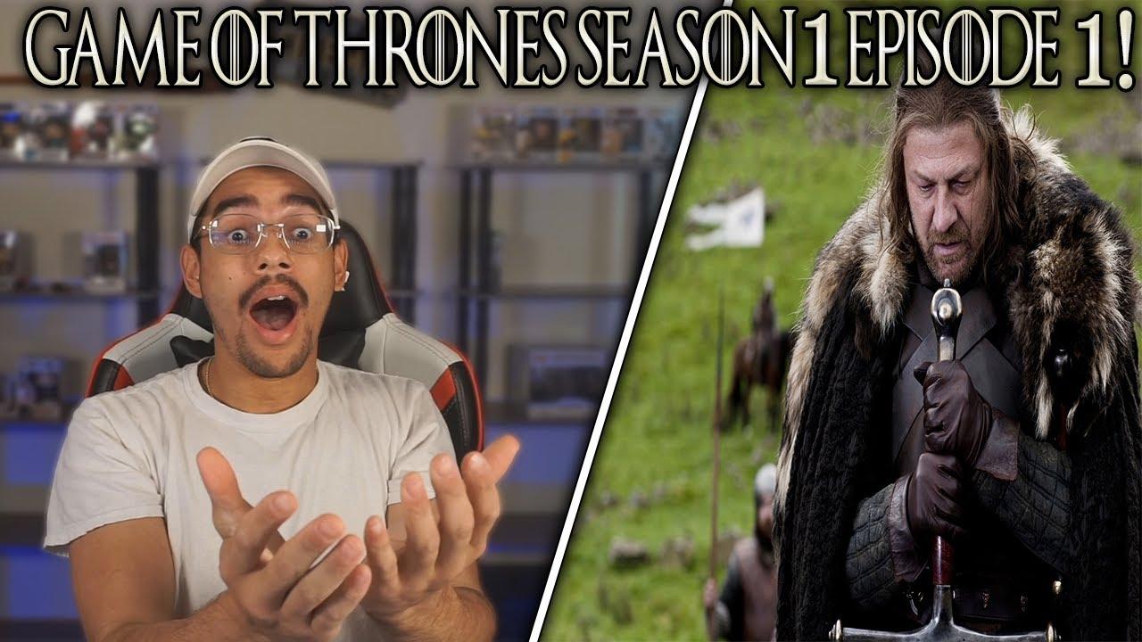 Download Game of Thrones Season 1 Episode 1 Reaction! - Winter Is Coming