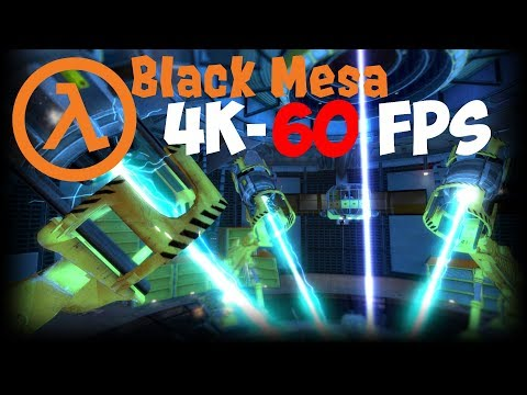 HALF-LIFE Black Mesa 4K Ultra Graphics GTX 1070