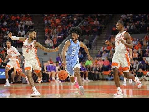 UNC Men's Basketball: Carolina Edges Clemson, 81-79