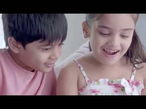 Quảng cáo dễ thương Trứng Socola Kinder Joy