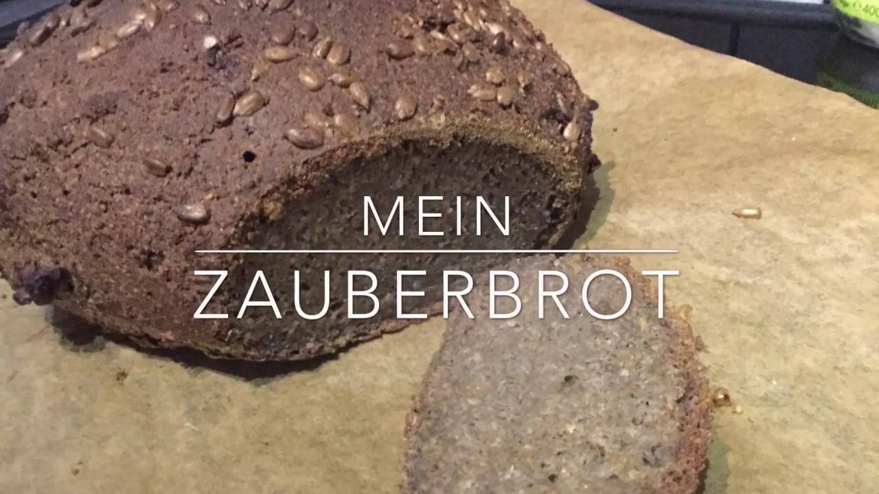 Download Mein Zauberbrot - frei von Mehl , frei von Gluten , frei von Hefe