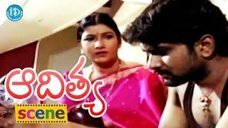 Aditya Movie Scenes - Swetha Comedy     Shilpa    Jagadish    Swapna    Shasidhar