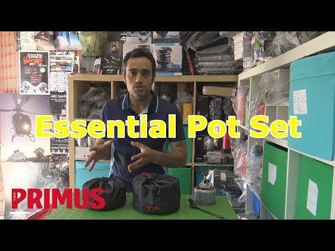 Primus Essential Pot Set 1.3L