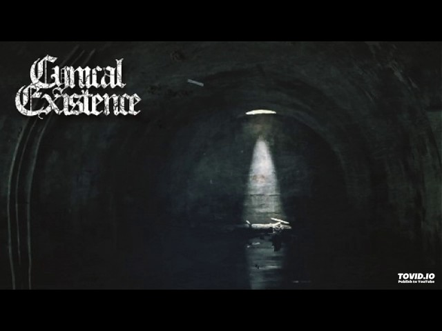 Cynical Existence - Thank you