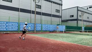 [21.05.15]테니스 레슨(석범)