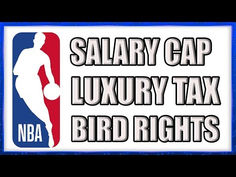 Everything You Need To Know About The NBA Salary Cap