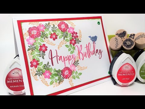 Happy Birthday Re-Giftable Greeting Card!