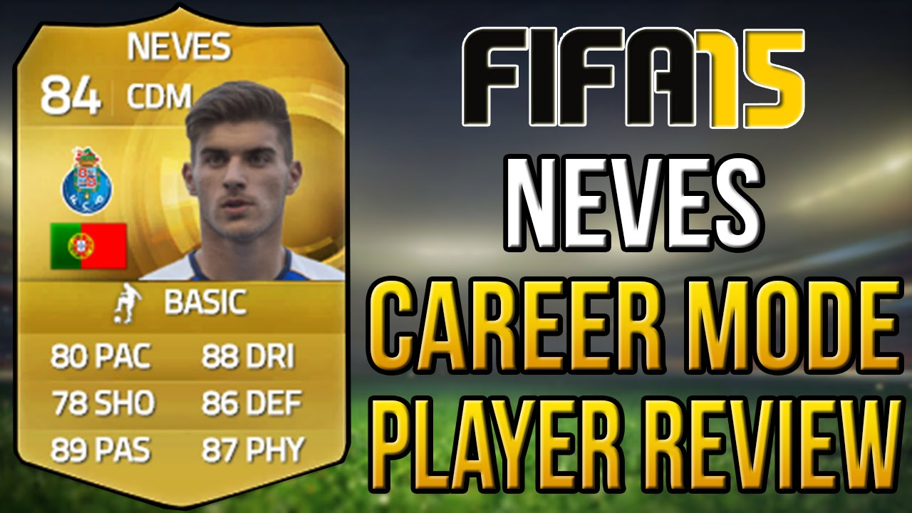Fifa 15 Career Mode Ruben Neves Player Review 84 Ovr Youtube