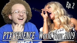 PTXPERIENCE - Pentatonix: The World Tour 2019 (Episode 2) | Reaction