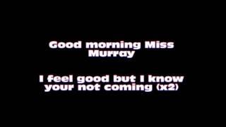 Timid Tiger- Miss murray + lyrics