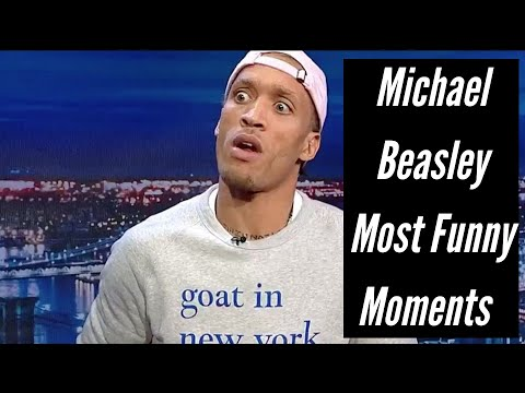 Michael Beasley: Funniest Moments
