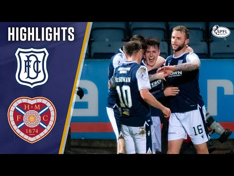 Dundee Hearts Goals And Highlights