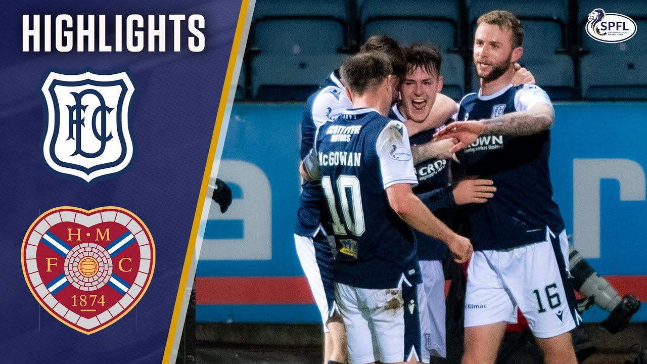 Download Dundee 3-1 Hearts   McGhee, Mullen & Afolabi Score to Stun League leaders!   Scottish Championship