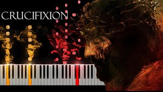 John Debney - Crucifixion (The Passion of the Christ Piano Cover)