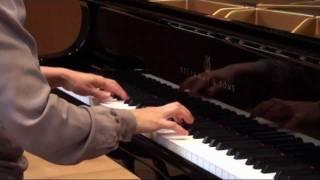 Skriabine  Sonata N3 mouvements 3 , 4 Katja Avdeeva