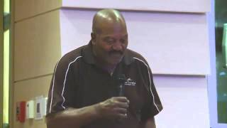 Jim Brown on the Aspen Institute