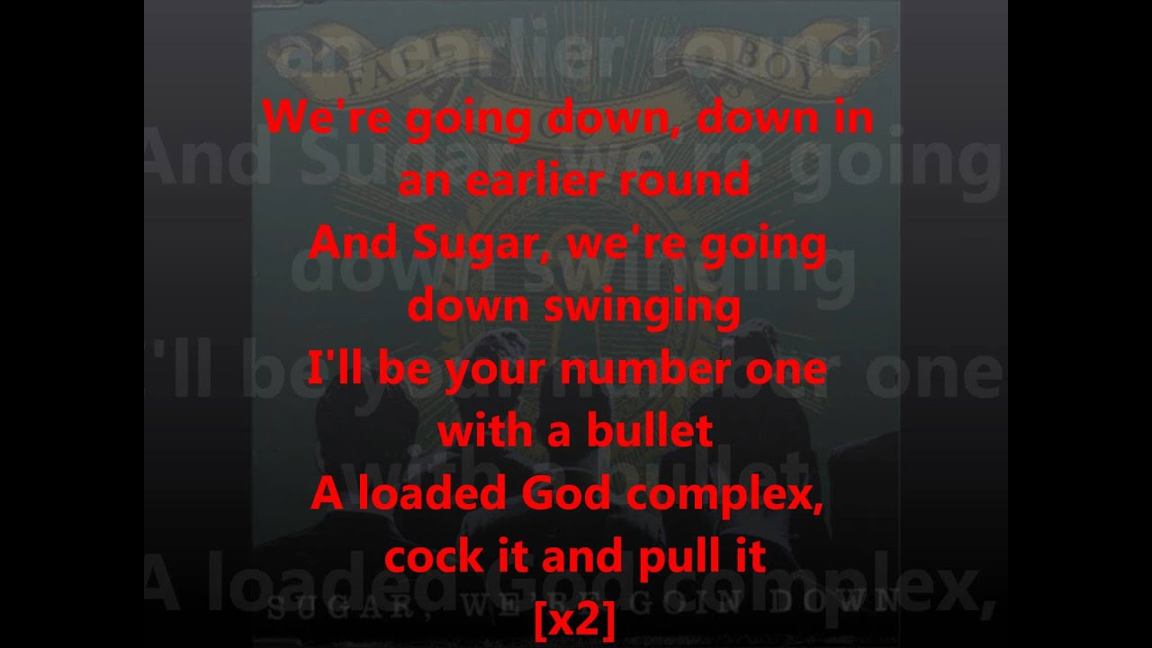 Boy fall lyrics swinging
