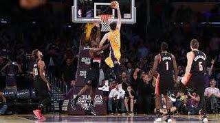 NBA Game Winning Dunks Compilation