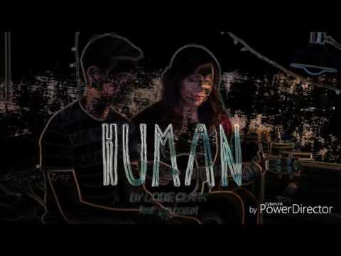 Human by dodie clark ft Jon cozart lyric video